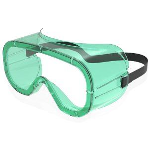 B Brand Chemical Goggle