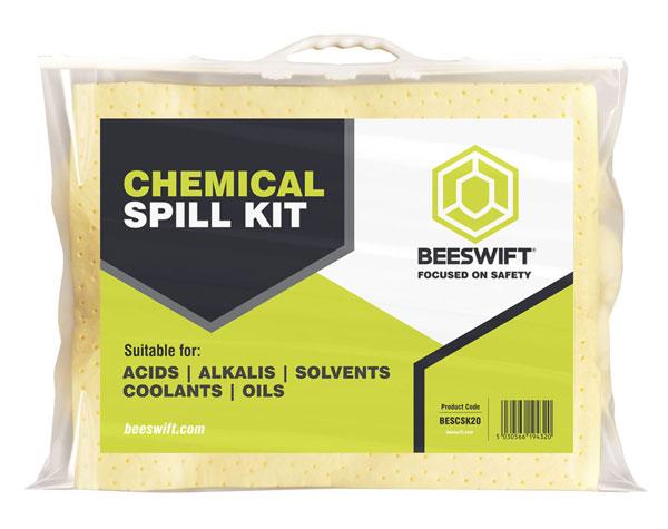 B Brand Chemical Spill Kit 20 Litre