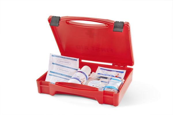 Burn Care Kit Boxed