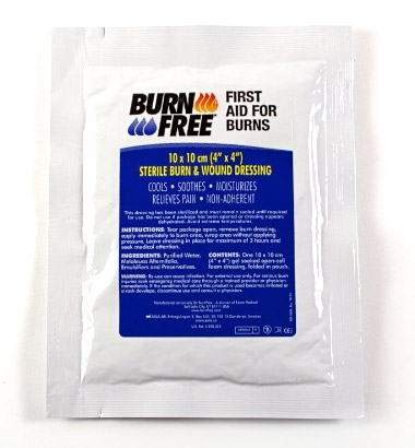 Burn Free Dressing 10 X 40Cm