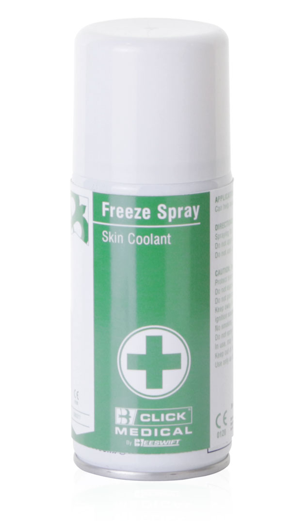 Click Medical 150Ml Freeze Spray Skin Coolant