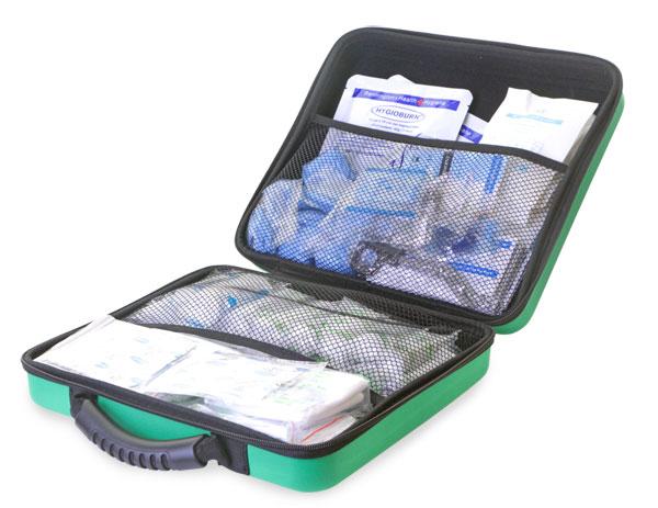 Click Medical Bs8599 1 Large First Aid Kit In Large Feva Bag