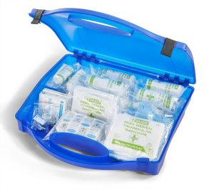 Click Medical Bs8599 1 Large Kitchen First Aid Kit