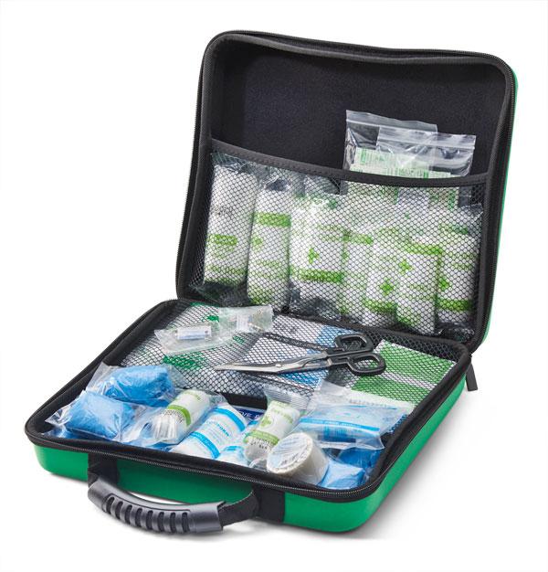 Click Medical Bs8599 1 Medium First Aid Kit In Large Feva Bag