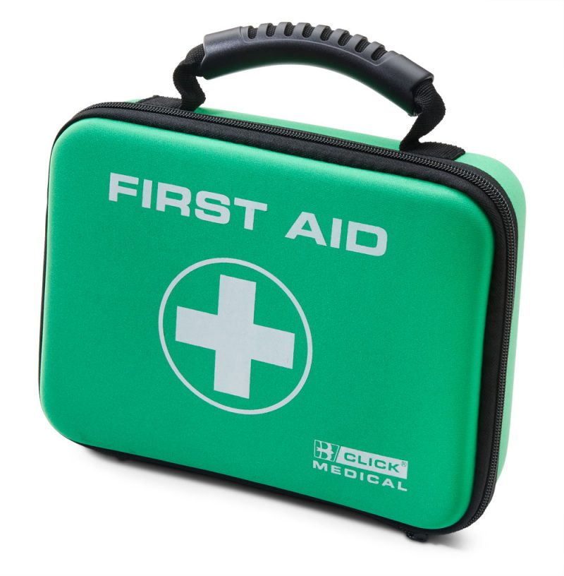 Click Medical Bs8599-2 Large Travel Kit In Medium Feva Bag