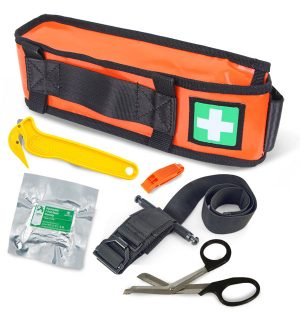 Click Medical Critical Injury Quick Release Kit Haemostatic