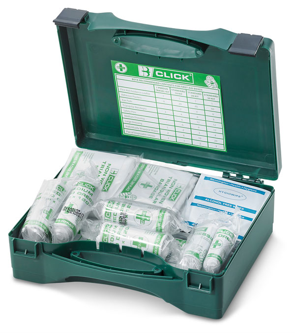 Click Medical First Aid 20 Person Refill