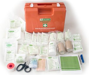 Click Medical First Aid Kit A Up To 50 Employees Refill Only