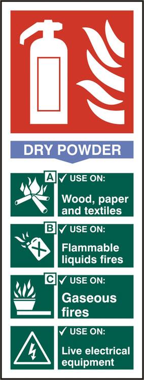 Fire Extinguisher Dry Sav(Pk5) 82Mm X 202Mm