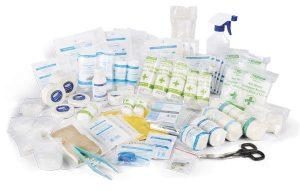 First Aid Advanced Team Refill
