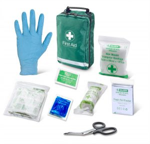 First Aid Bag Bs8599 1 2019 Bsi Personal Issue Pack