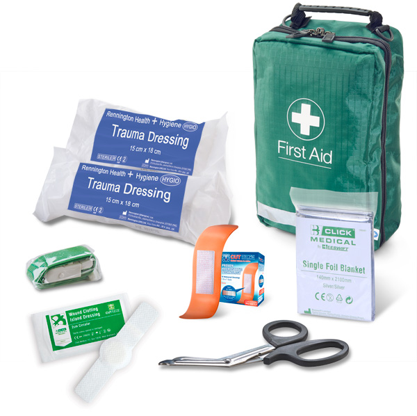 First Aid Bag Bs8599 1 2019 Critical Injury Pack Low Risk