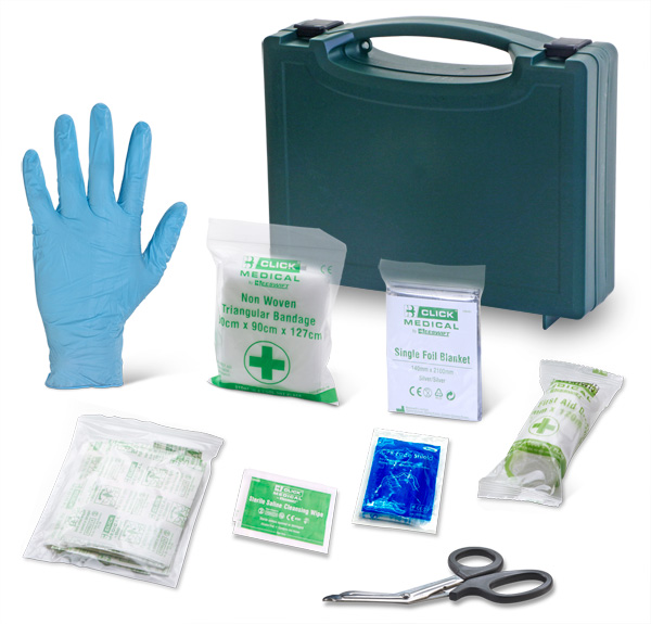 First Aid Bs8599 1 2019 Bsi Personal Issue Pack