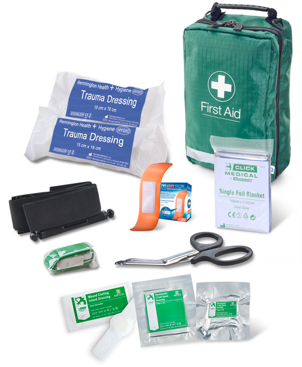 First Aid Bs8599 1 2019 Critical Injury Pack High Risk