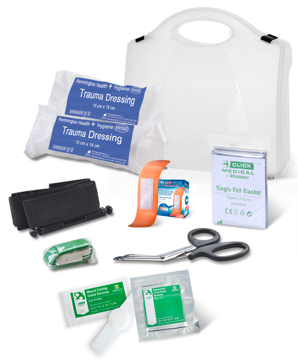 First Aid Bs8599 1 2019 Critical Injury Pack Medium Risk
