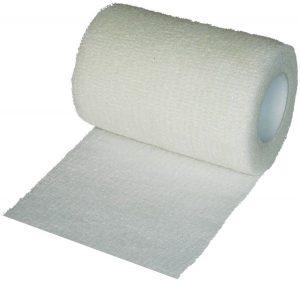 Hygio Grip Cohesive Bandage 2.5Cm X 4.5M White