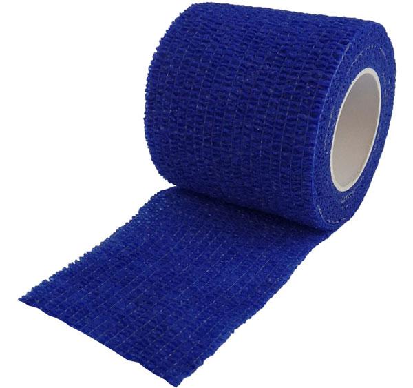 Hygio Grip Cohesive Bandage Blue Box of 10