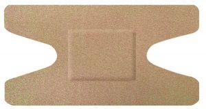 Hygio Plast Fabric Plasters Knuckle Box of 50