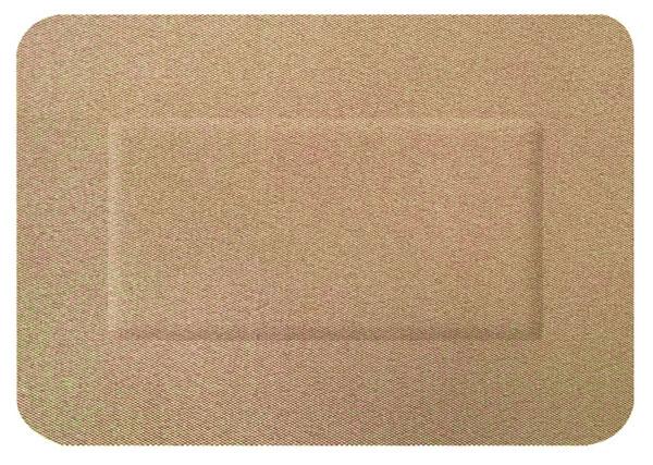 Hygio Plast Fabric Plasters Large Patch Box of 50