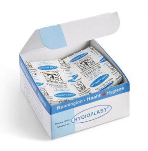 Hygio Plast Waterproof Plasters Spot