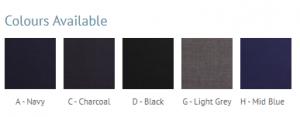 marino dress colours