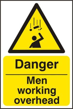 Men Working Overhead Rpvc Pk5 200Mm X 300Mm