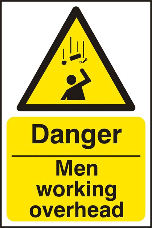 Men Working Overhead Sav (Pk5) 200Mm X 300Mm
