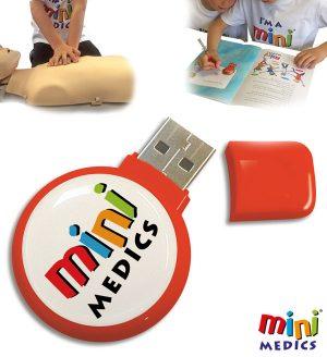 Mini Medics Usb Training Package