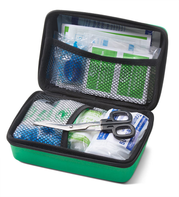 Small First Aid Travel Kit In Feva Bag BS8599 2