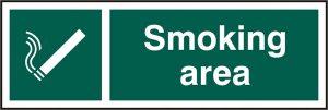 Smoking Area Rpvc (Pk5) 300Mm X 100Mm