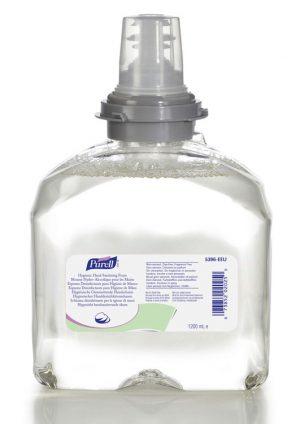 TFX Purell Advanced Hygienic Sanitising Foam 2 X 1200ML