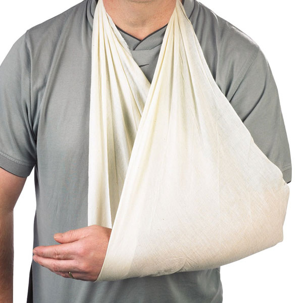 Triangular Bandage 30Gms Non Woven Pack of 10