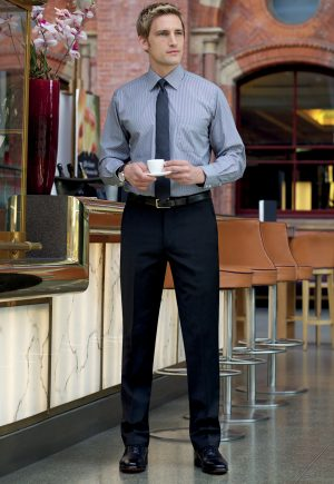 BROOK TAVERNER AVALINO TAILORED FIT TROUSER