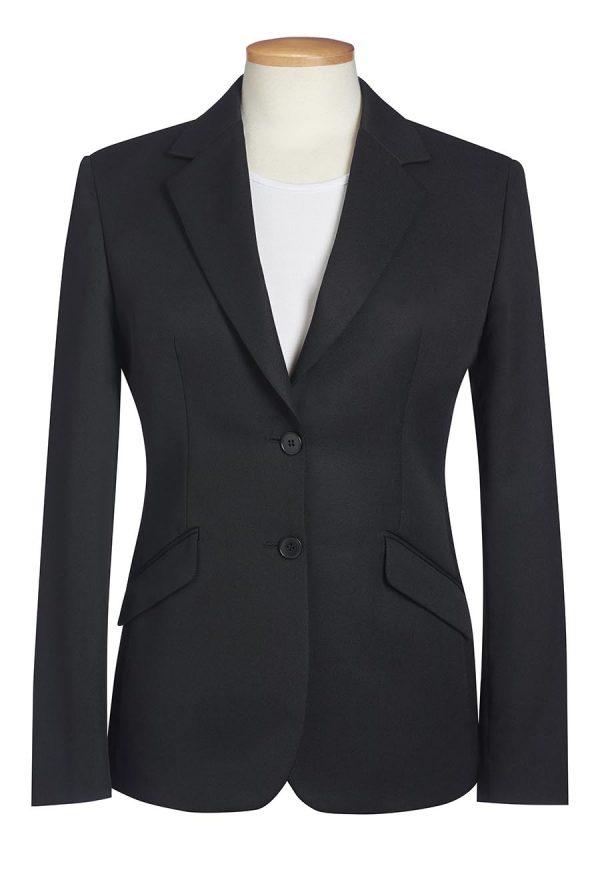 brook tavener hebe classic fit jacket black