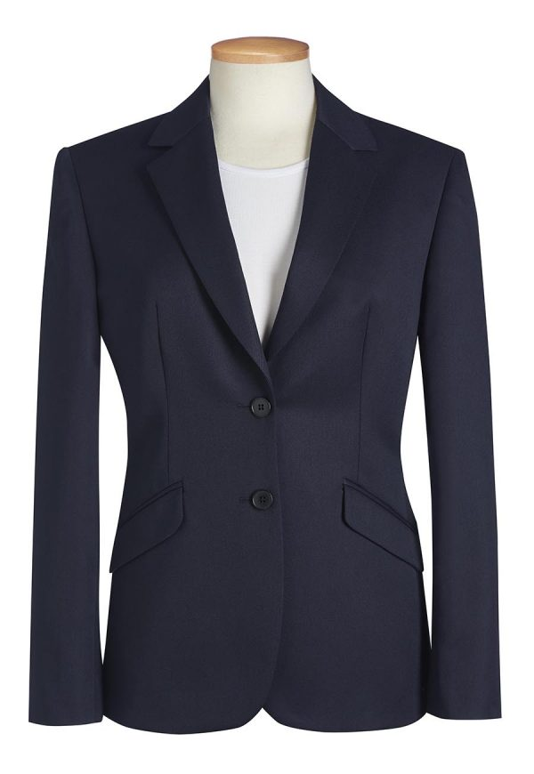 brook tavener hebe classic fit jacket navy