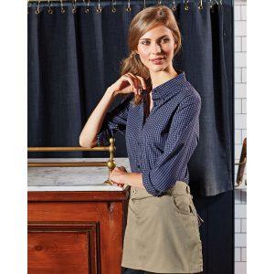 pr133 Chino cotton waist apron.jpg