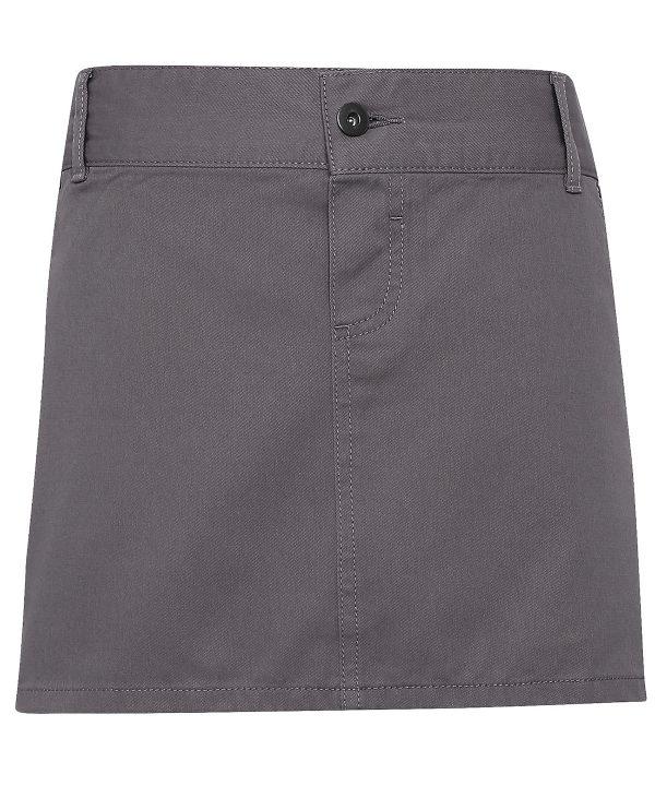 pr133 Chino cotton waist apron steel.jpg