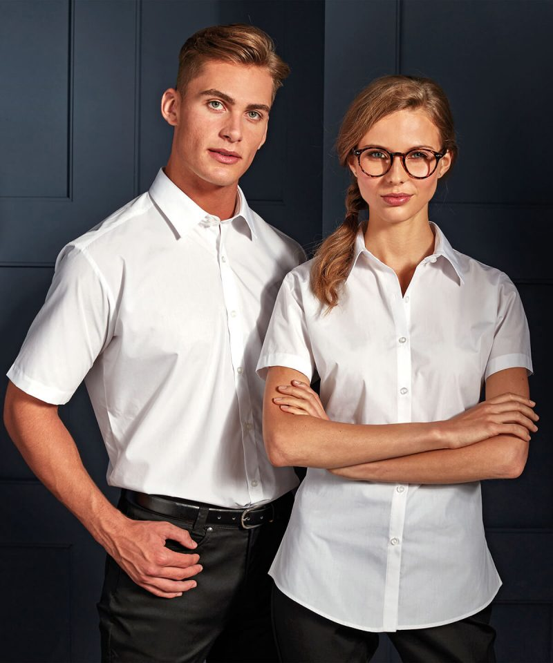 pr209 Supreme poplin short sleeve shirt 1.jpg