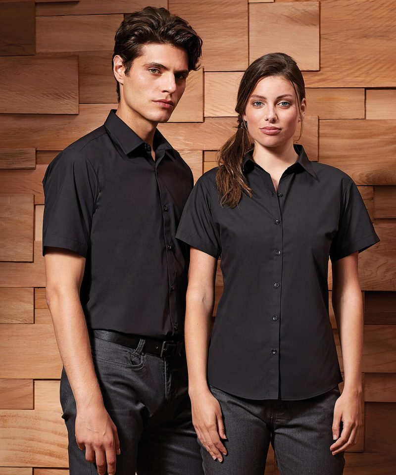 pr209 Supreme poplin short sleeve shirt 2.jpg
