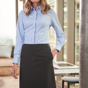 brook taverner empoli a-line skirt
