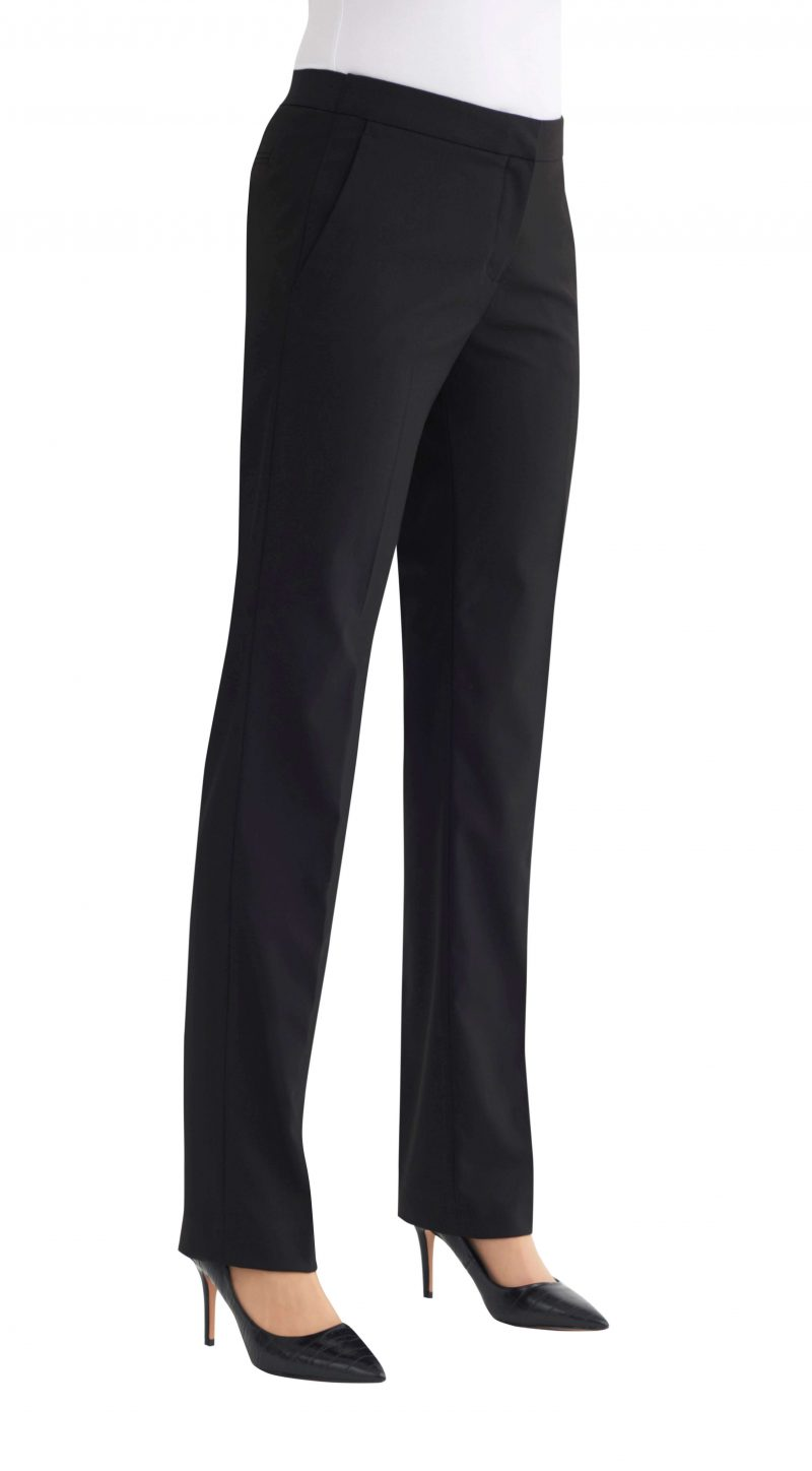 BROOK TAVERNER REIMS TAILORED FIT TROUSER