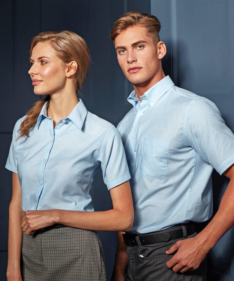 pr236 Signature Oxford short sleeve shirt.jpg