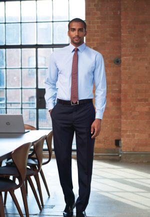 BROOK TAVERNER ALDWYCH TAILORED FIT TROUSER